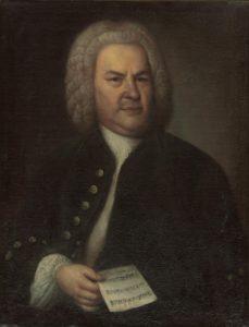 portrait johann sebastian bach